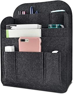 Newseego 高級バッグインバッグ リュック インナーバッグ フェルト A4 B4 B5 縦 化粧ポーチ 縦型 自立 iPad 小物収納ポーチ 防水 軽量 大きい 収納バッグ 旅行 通勤 小物 整理 軽量 大容量 レディース メンズ