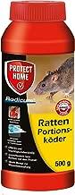 Rodicum Ratten Portionsköder 500 gr.