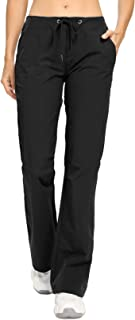 Women's Golf Pants Stretch Lightweight Breathable Quick Dry Anytime Outdoor Boot Cut Casual Pant