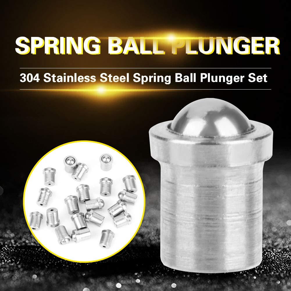 Stainless Steel safety Ball Plunger Popular standard Use to Convenient P
