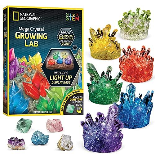 NATIONAL GEOGRAPHIC Mega Crystal Growing...