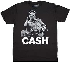 Johnny Cash Flippin The Finger T-Shirt