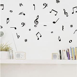 Best music note wall sticker Reviews
