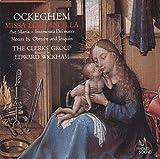 Ockeghem: Missa Ecce Ancilla... / Obrecht: Salve Regina / Josquin des Prez: Deploration...
