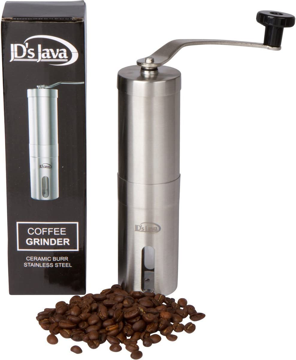Premium Limited time sale Stainless Steel Manual Coffee Cash special price Ceramic Grinder with Bean