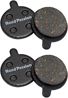 Road Passion Bicycle Disc Brake Pad for Zoom DB280 DB350 DB450 DB550 DB650 Alongha SNG Apse Artek Apollo Shockwave X-Rated ZSP04-2
