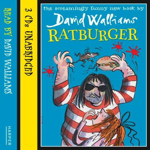 Ratburger cover art