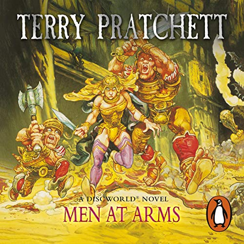 Men at Arms Titelbild
