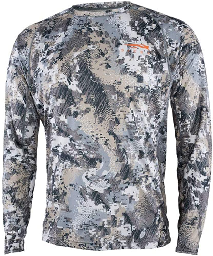 Department store Sitka Men's Hunting Core Lightweight Sleeve Max 85% OFF Crew Shirt Long