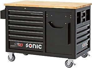 Sonic Equipment S13 - Carro de taller (madera)