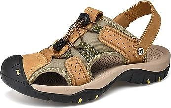 Antislip Mannen mode sandalen casual zachte crash-proof en gemakkelijk te dragen veter openlucht vrijetijdschoenen Duurzaa...