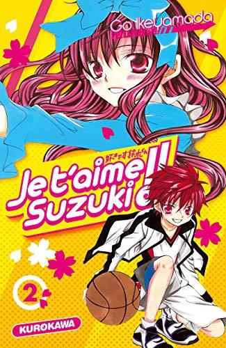 Je t'aime Suzuki !! - tome 02 (2)