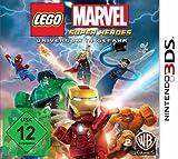 Warner Bros LEGO Marvel Super Heroes, 3DS - Juego (3DS, Nintendo 3DS, Acción / Aventura, E (para todos))