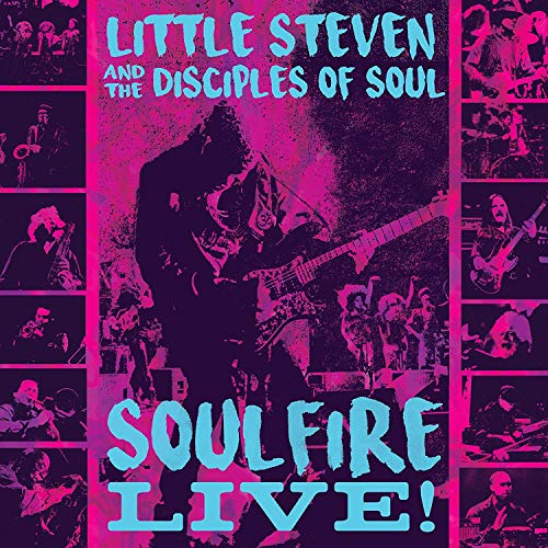 Little Steven & The Disciples of Soul - Soulfire Live! [Blu-ray]