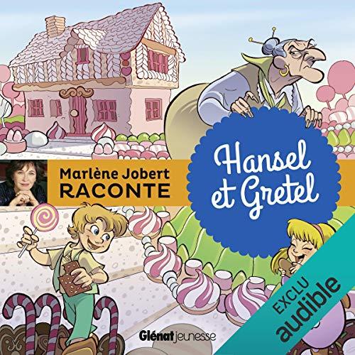 Hansel et Gretel audiobook cover art