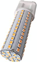 Led gloeilampen 3 Stks LED 暧 G12 Corn Lamp 10W 108 2835 RA80 PF0.9 CE Verlichtingsbollen (Size : Warm light)