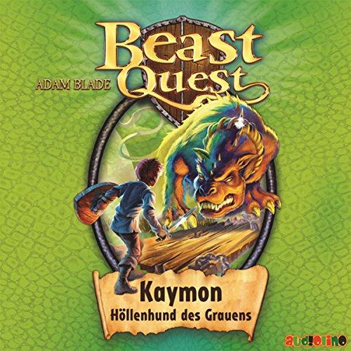 Kaymon, Höllenhund des Grauens (Beast Quest 16) Titelbild