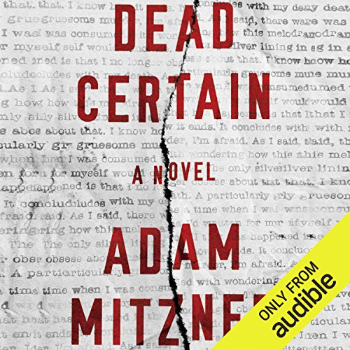 Dead Certain audiobook cover art