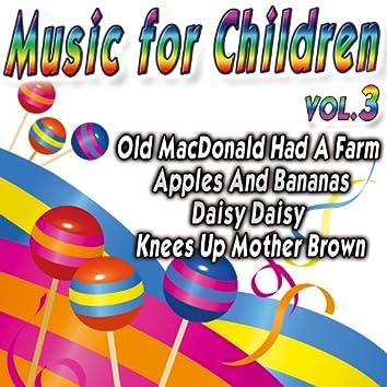 Music For Children Vol.3