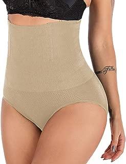 DODOING Womens High Waist Butt Lifter Shapewear Tummy Control C-Section Recovery Panties Underwear