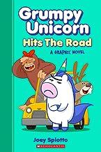 Grumpy Unicorn Hits the Road (Grumpy Unicorn Graphic Novel)