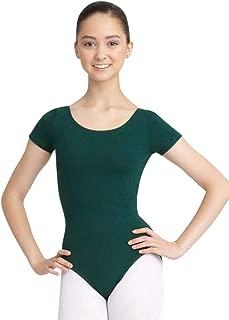 Capezio Women's Classic Short Sleeve Leotard