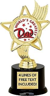 world's greatest dad trophy