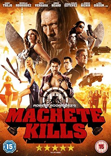 Machete Kills [DVD] [2017]