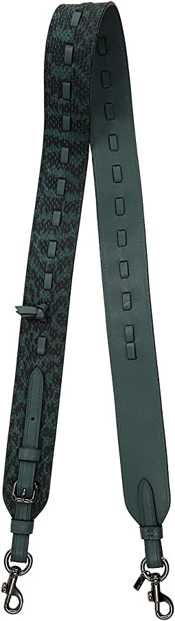 COACH - Exotics Novelty Strap