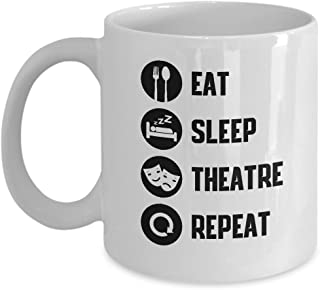 Musical Movie Broadway Theater Lover Coffee & Tea Gift Mug (11oz)