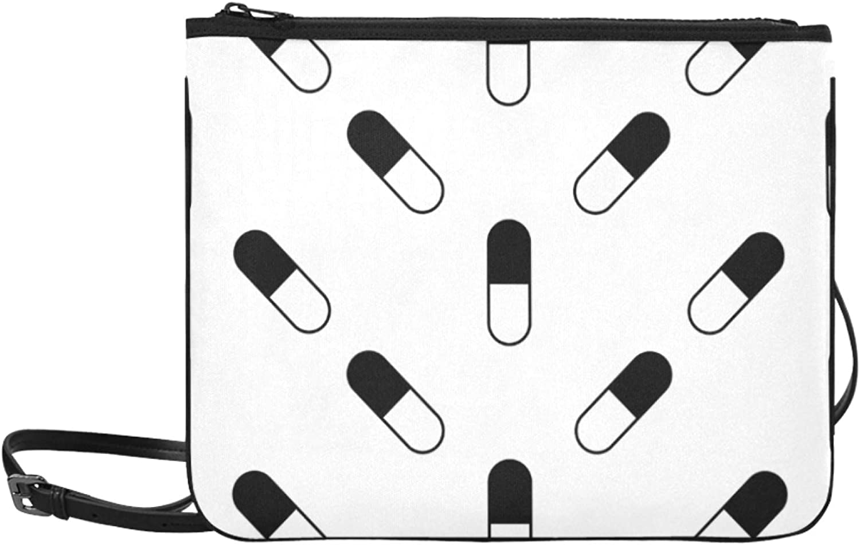 Store Fashion Lady Bag Creative Design Sho Capsule Adjustable Max 41% OFF Medicine