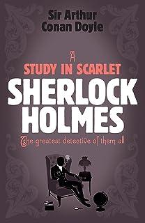 Sherlock Holmes: A Study in Scarlet (Sherlock Complete Set 1)