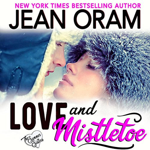 Love and Mistletoe audiobook cover art
