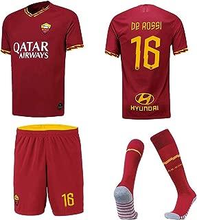 Personalized Football Jersey T-Shirt for Men Kids Adults - New Season 2020 Soccer Jersey & Shorts & Socks Team Uniforms Kit