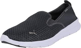 Puma Unisex Adult Flex Essential Slip On Iron Gate Running Shoes-8 UK (42 EU) (9 US) (36527304_8)