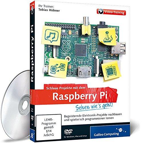 Preisvergleich Produktbild Schlaue Projekte mit dem Raspberry Pi