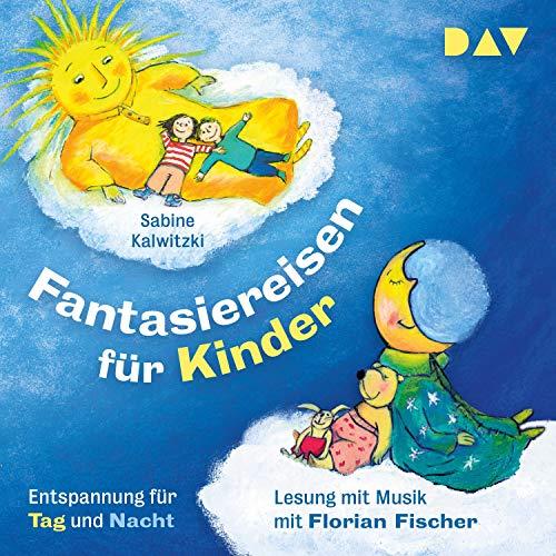Fantasiereisen für Kinder Titelbild