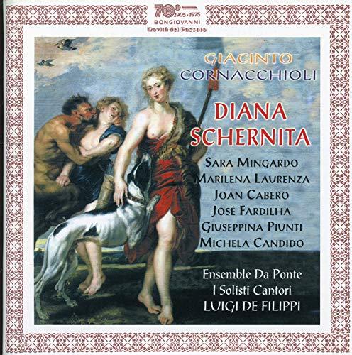 Diana schernita, Act V: Ecco morta la fera (Live)
