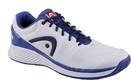 Head Chaussures de Tennis Tennis chuh Sprint Ldt. Clay Blanc Bleu