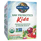 Garden of Life - RAW Probiotics Kids - Acidophilus and Bifidobacteria...
