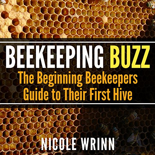 Beekeeping Buzz audiobook cover art