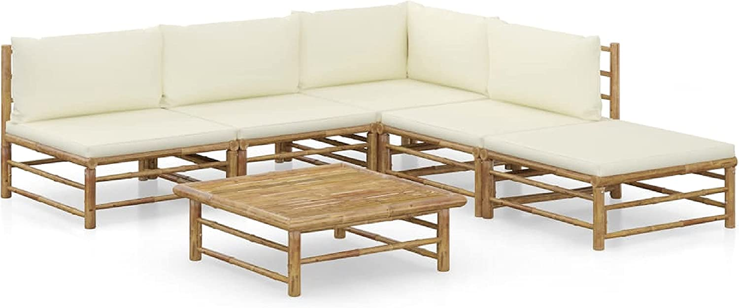 KA Company Outdoor Furniture Set wit Lounge Piece Challenge the lowest price cheap 6 Garden