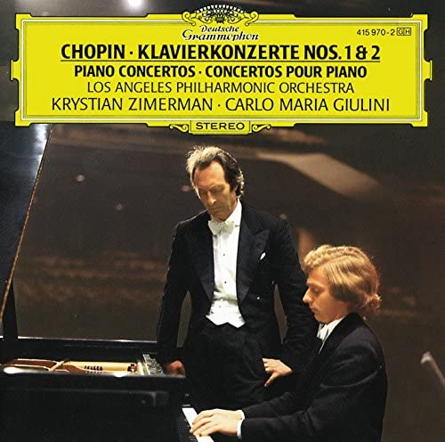 Krystian Zimerman, Los Angeles Philharmonic & Carlo Maria Giulini