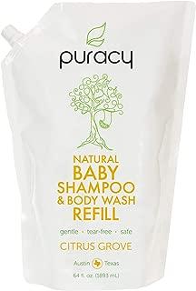 Best gallon baby shampoo Reviews