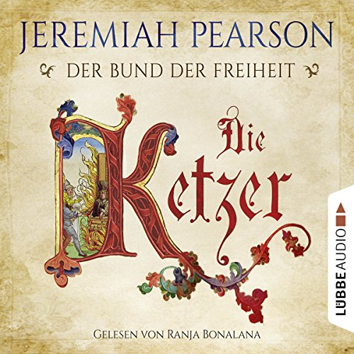 Die Ketzer audiobook cover art