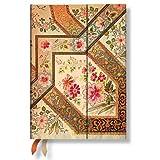 Filigree Floral Ivory - Paperblanks 2016 Weekly Planner (Midi 5 x 7 Horizontal)