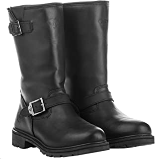 Highway 21 Primary Engineer Boots (Black, 7)