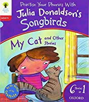Oxford Reading Tree Songbirds: Level 4: My Cat and Other Stories (Songbirds Phonics)