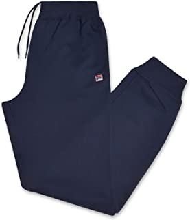Men's Big and Tall Active Fleece Jogger Sweatpants with Pockets