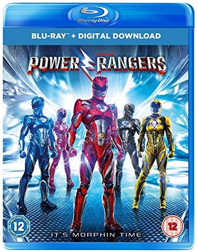 Power Rangers [Edizione: Regno Unito] [Edizione: Regno Unito]